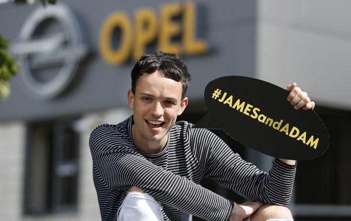 James Kavanagh, Opel Brand Ambassador