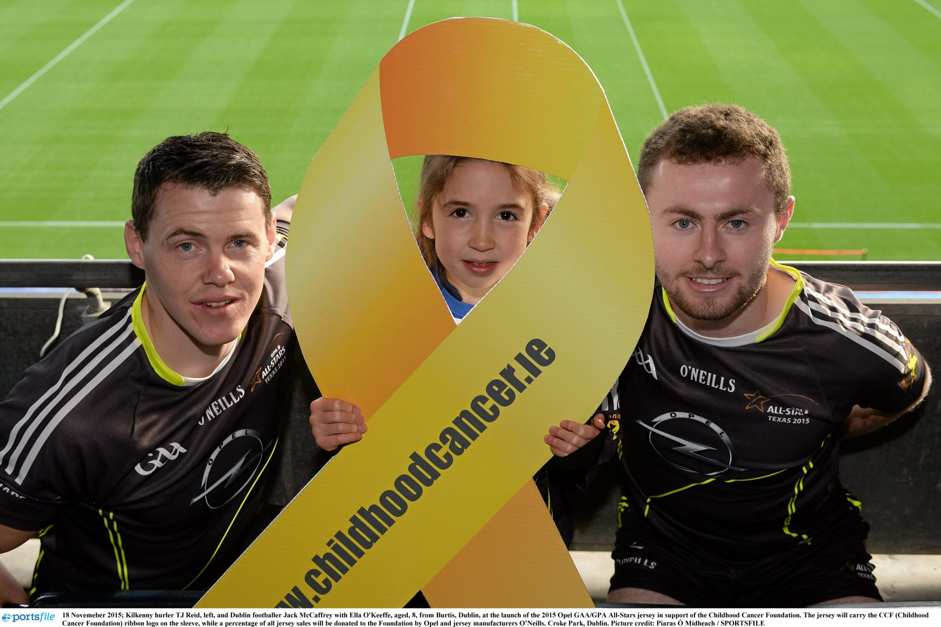 Opel launch new GAA-GPA All-Star jersey
