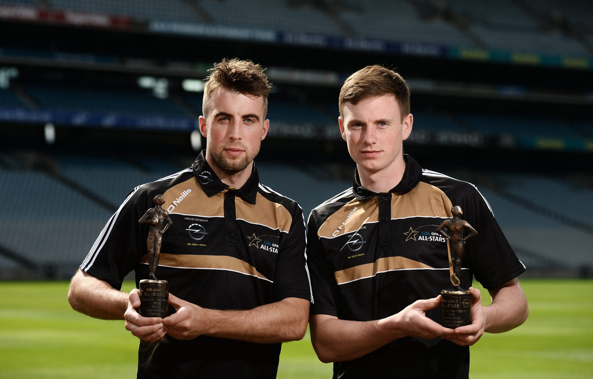 Opel GAA/GPA Players of the Month