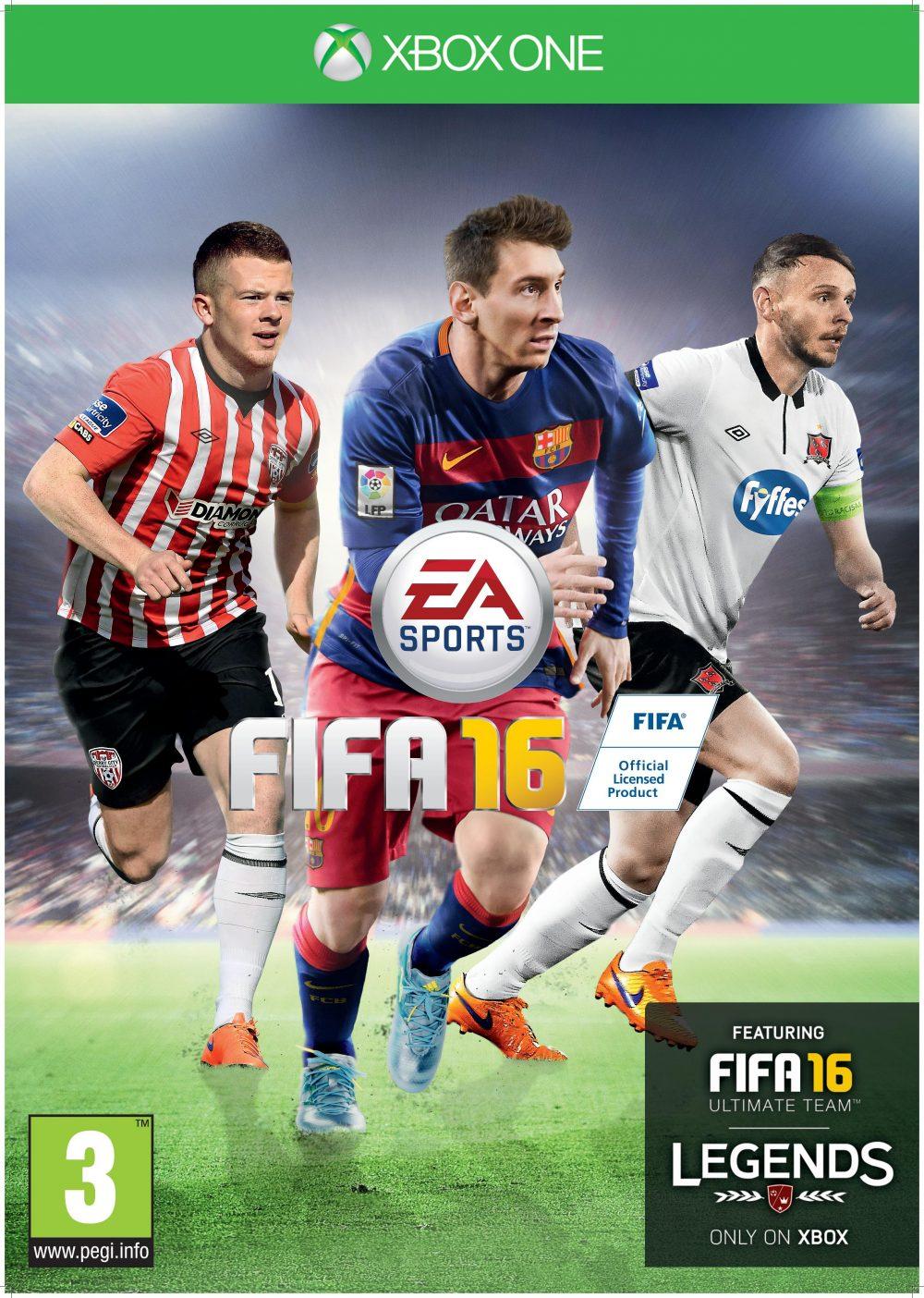 FIFA16, Xbox