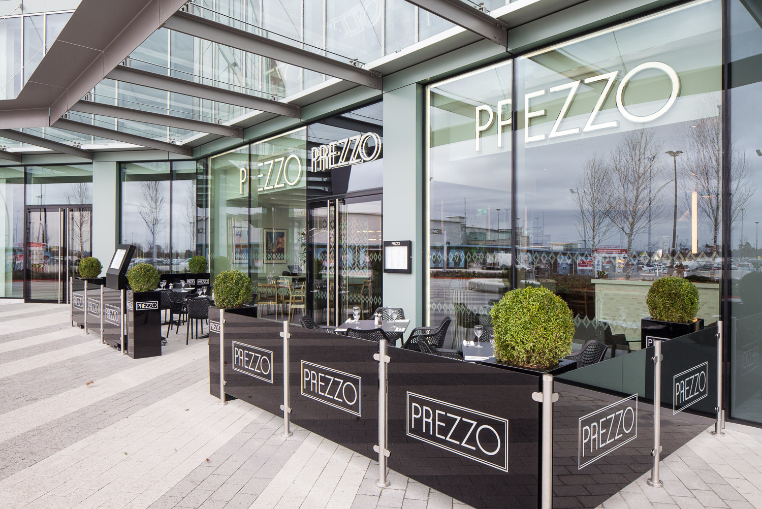 Prezzo, Liffey Valley, Dublin