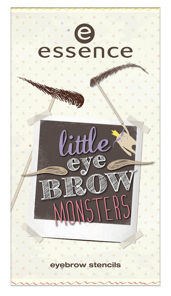 essence little eyebrow monsters