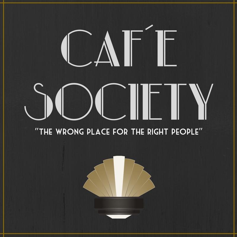 CAF´E SOCIETY @ Magistorium