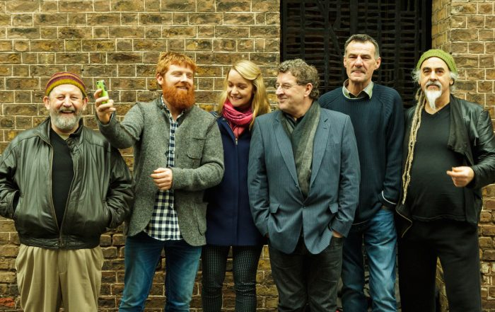 Stockton's Wing play first night of Ceol at Magistorium