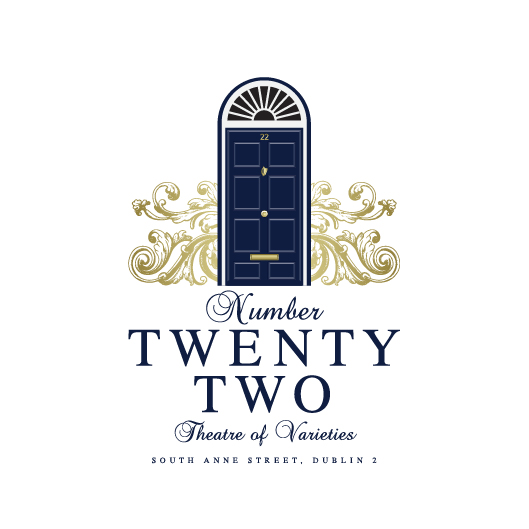 Number TWENTY TWO logo