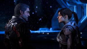 Mass Effect: Andromeda Natalie Dormer