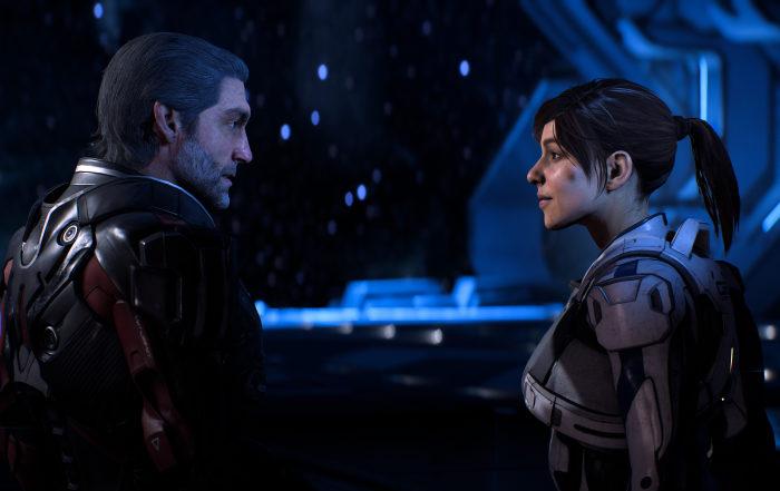 Natalie Dormer Mass Effect