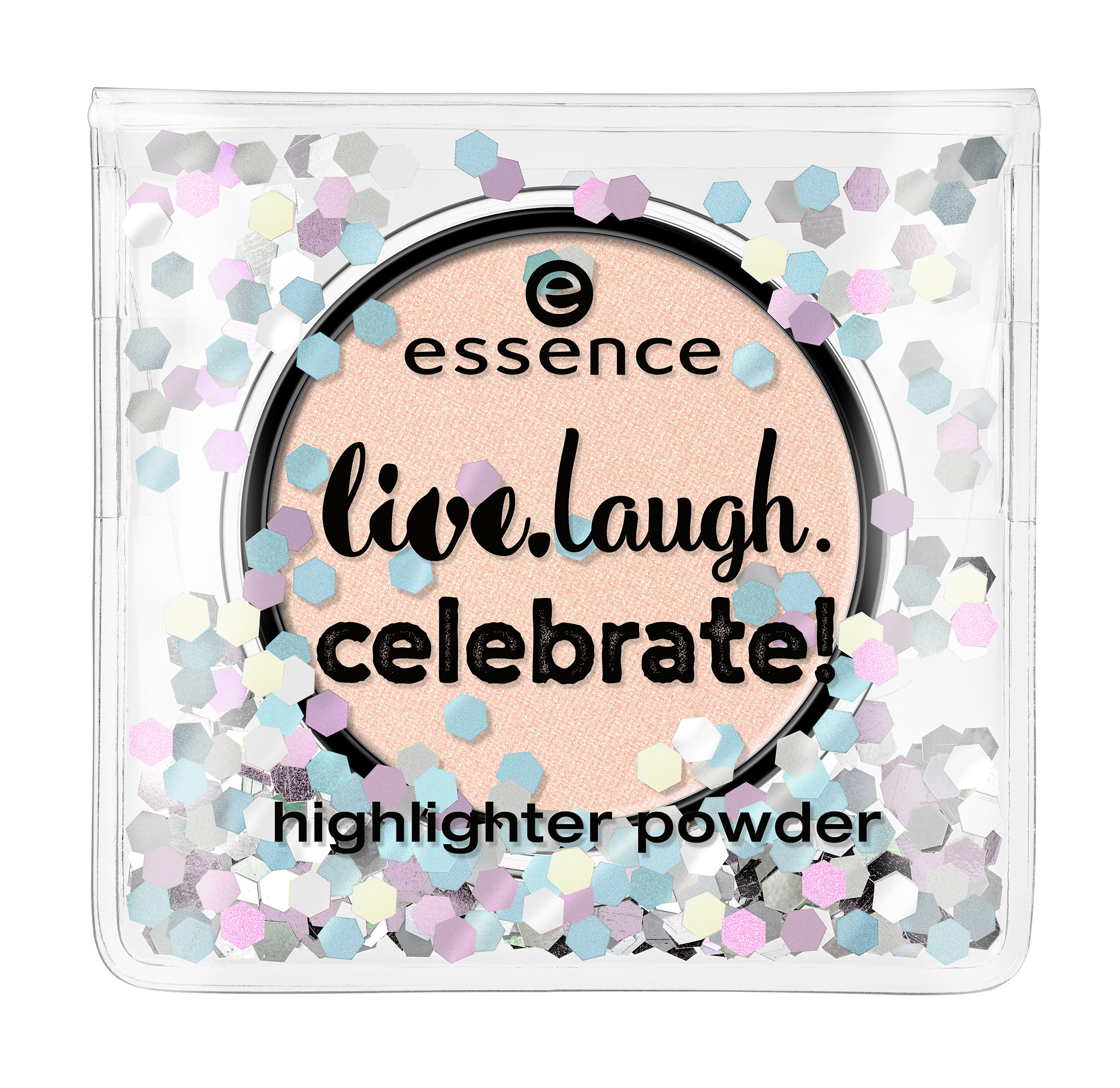 essence live.laugh.celebrate! highlighter powder 01