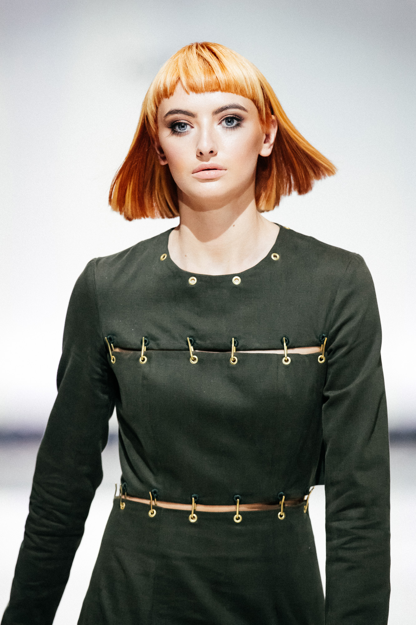 Winner of the L'Oreal Colour Trophy 2016 Award - Dylan Bradshaw Academy, Dublin