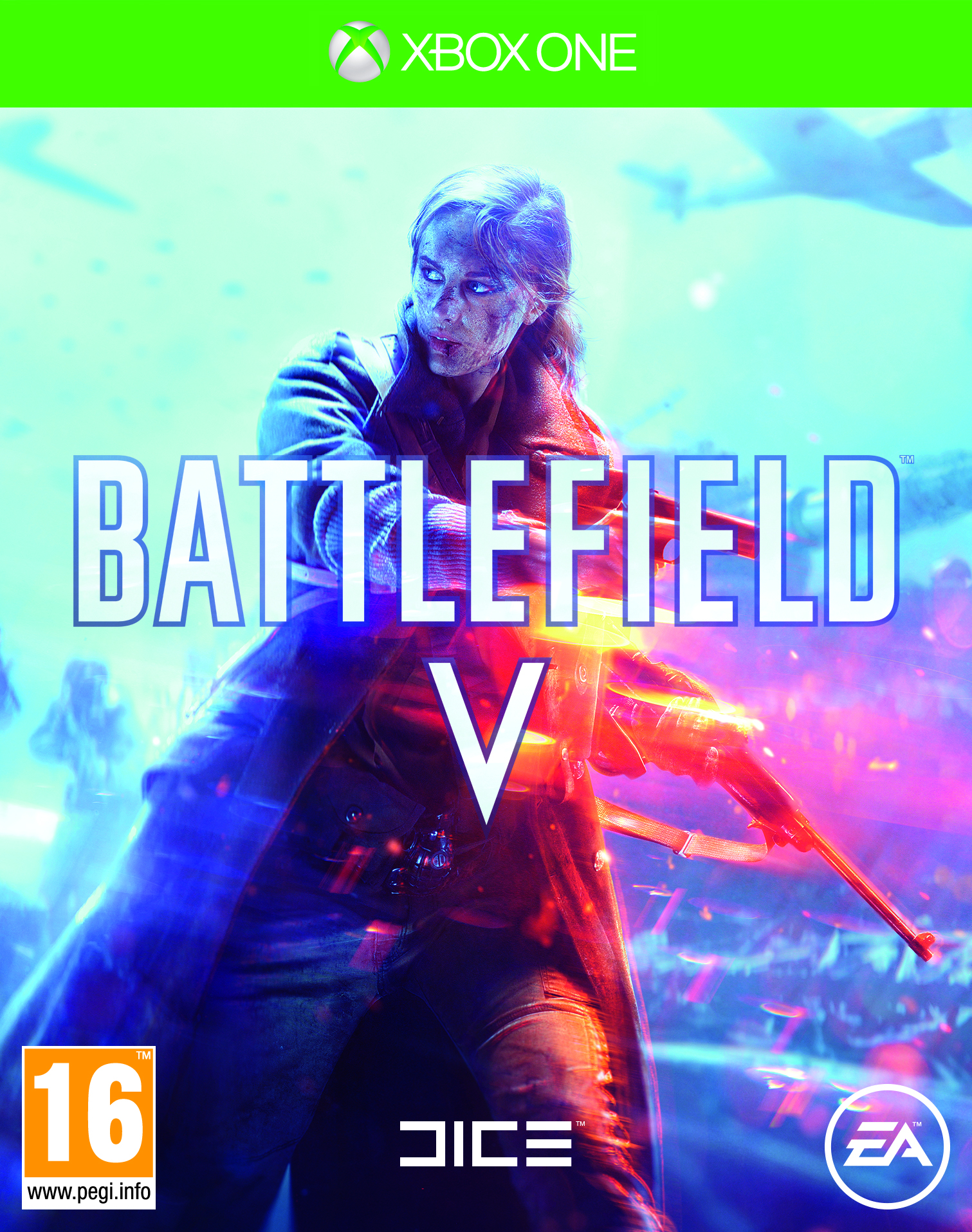 BATTLEFIELD V  IS NOW AVAILABLE WORLDWIDE