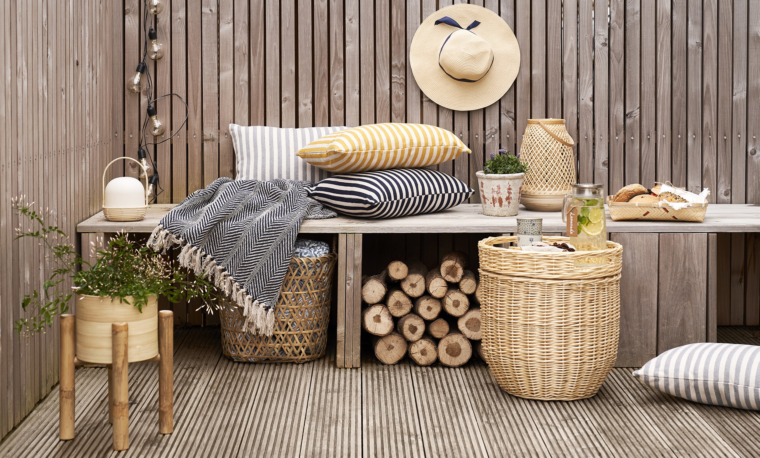 SØSTRENE GRENE LAUNCHES NEW OUTDOOR LIVING COLLECTION 2020