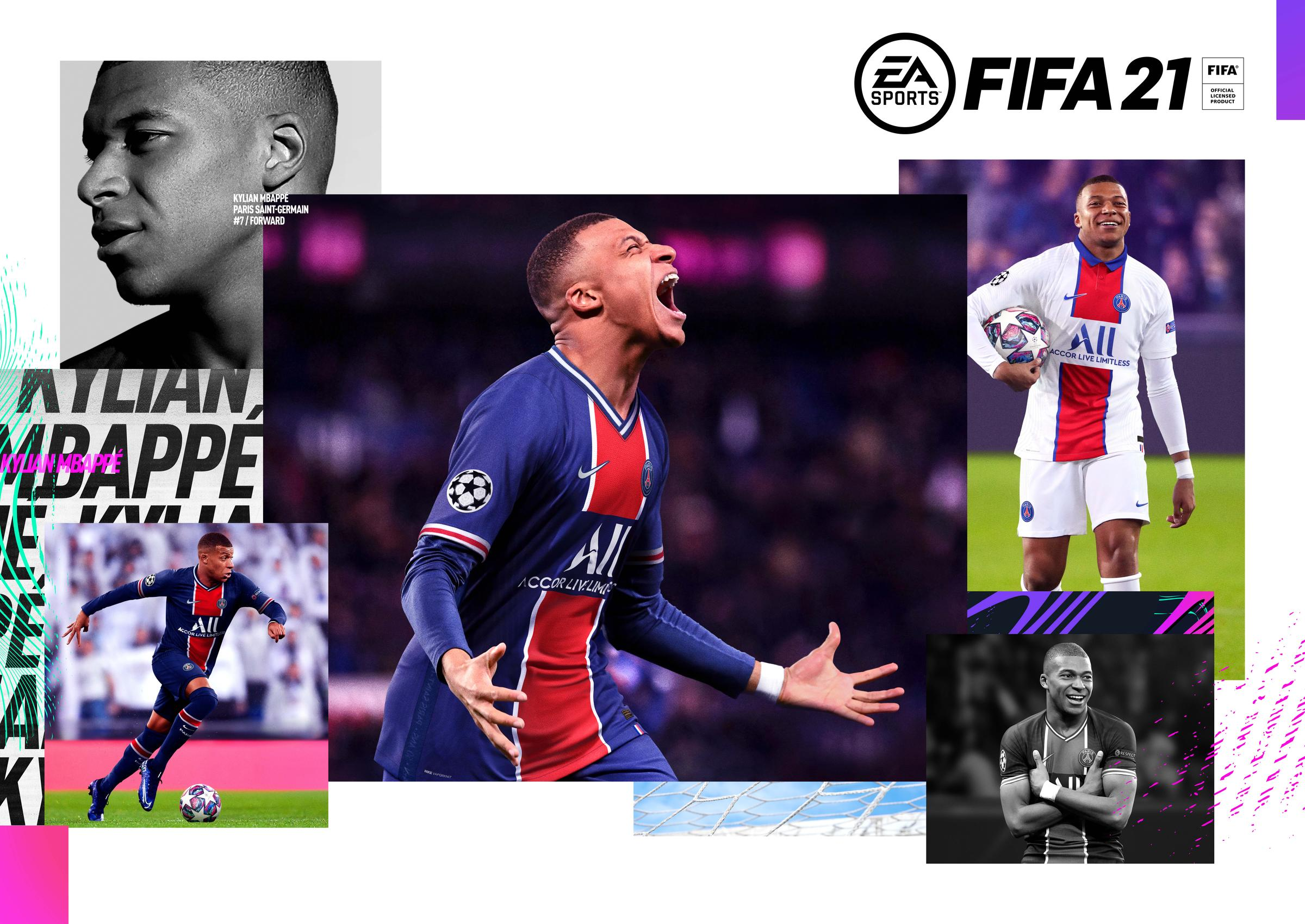 EA SPORTS FIFA 21 BRINGS BIG UPDATES TO CAREER MODE AND GAMEPLAY REALISM, PLUS NEW WAYS TO TEAM UP ONLINE WITH FRIENDS