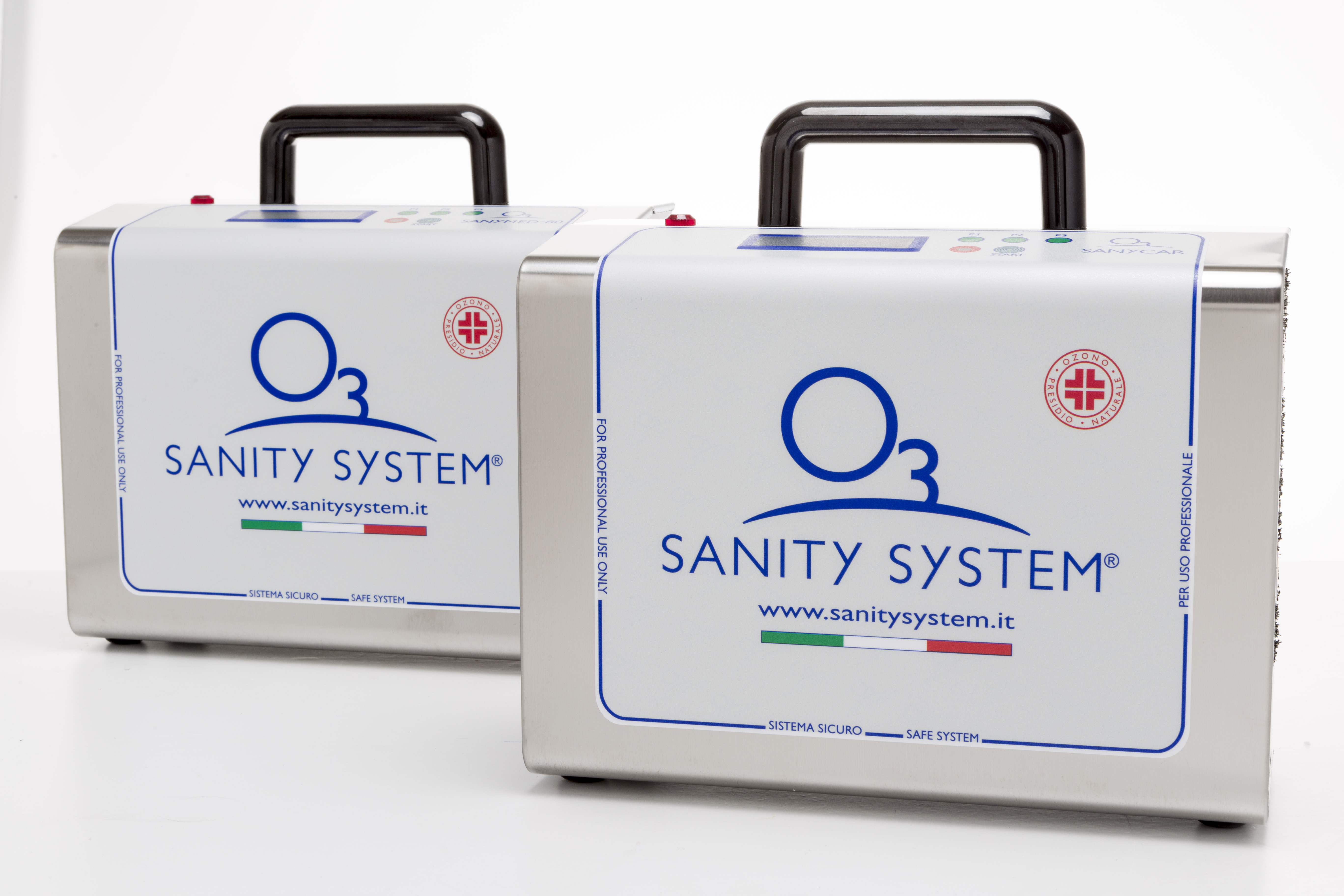 Research Study certifies Sanity System device with ozone technology  as an effective weapon against Covid-19.