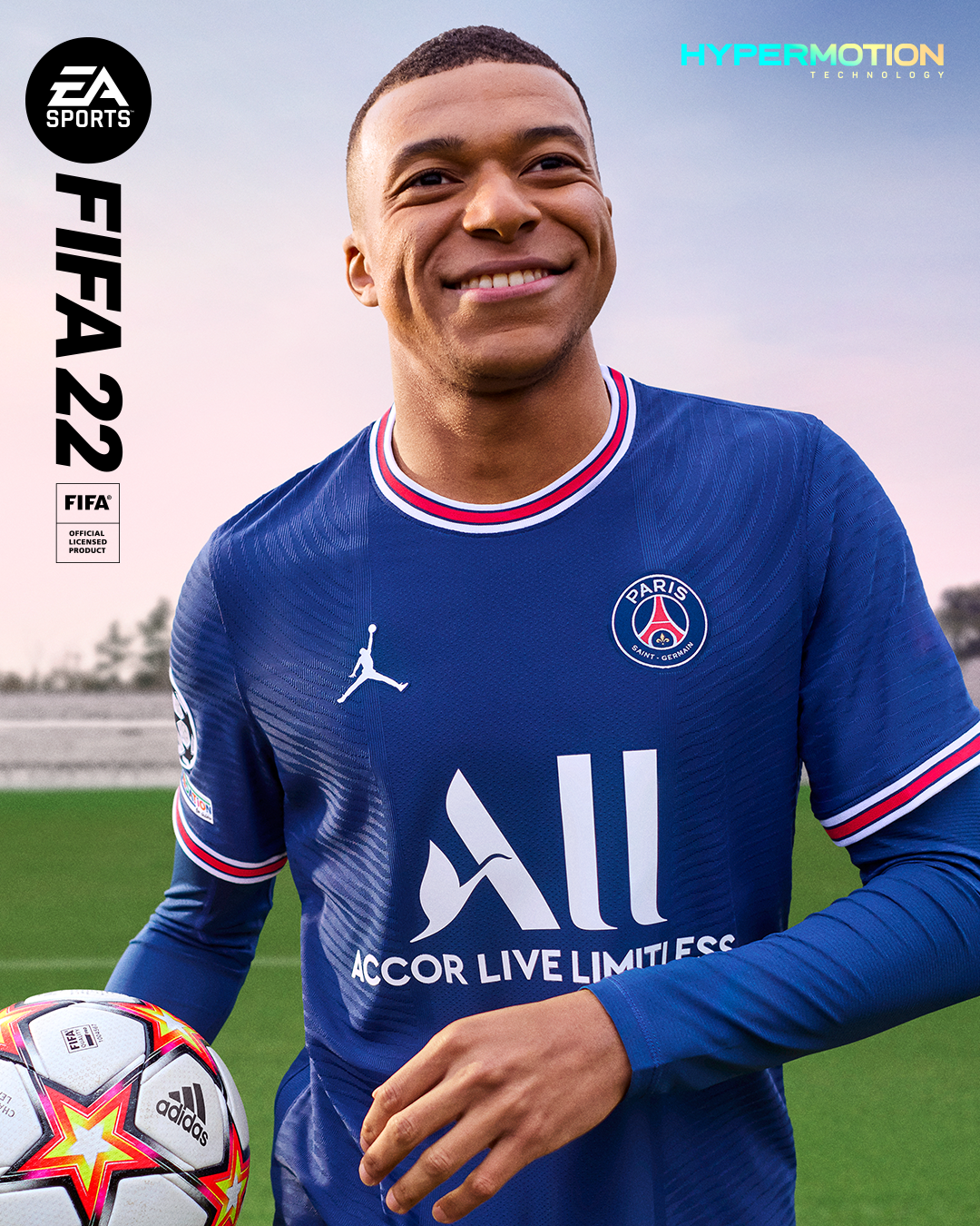 EA SPORTS INTRODUCES FIFA 22 WITH NEXT-GEN HYPERMOTION TECHNOLOGY, BRINGING FOOTBALL's MOST REALISTIC AND IMMERSIVE GAMEPLAY EXPERIENCE TO LIFE