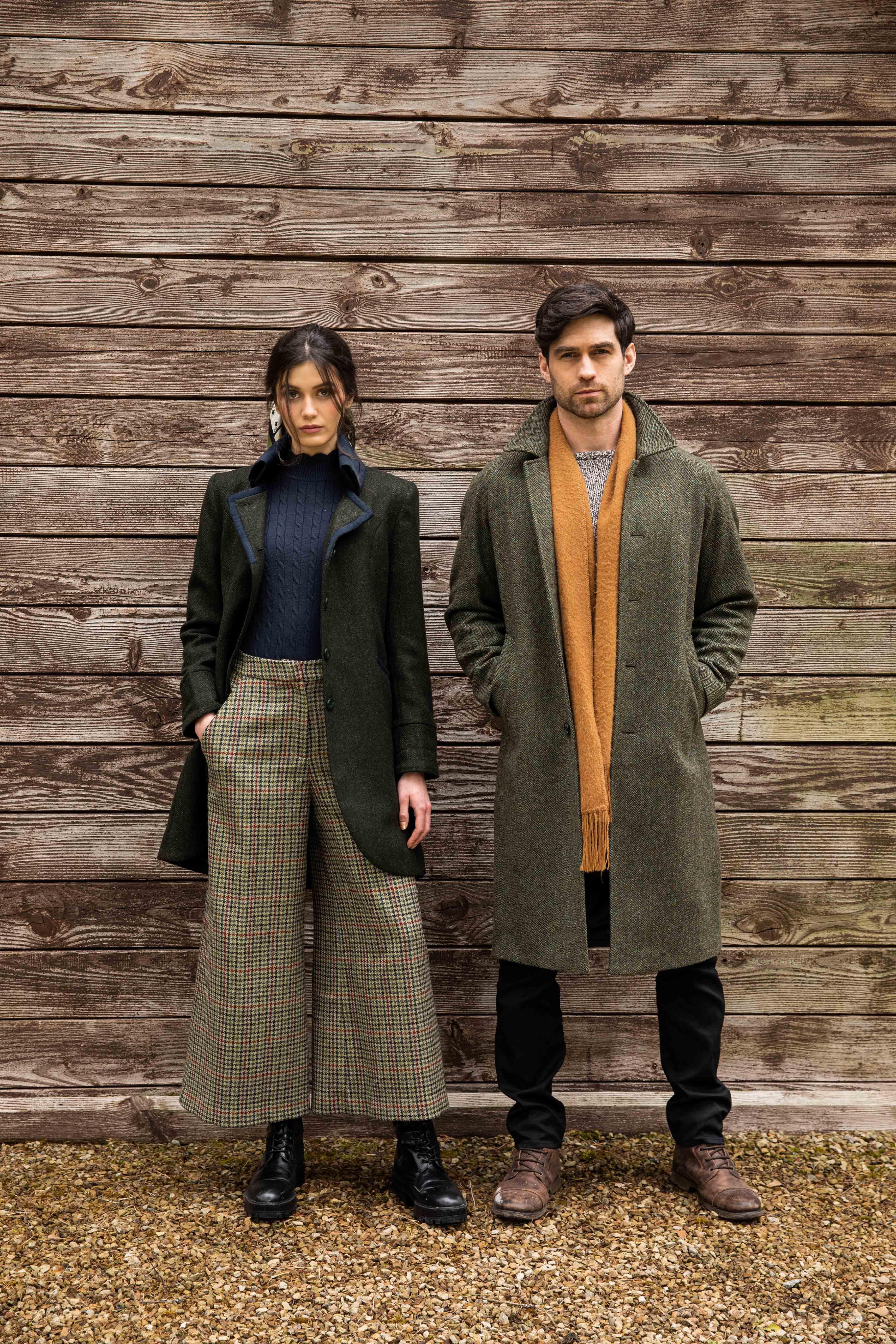 Jack Murphy Clothing Collaborates With Designer Deborah Veale For Autumn Winter 2021