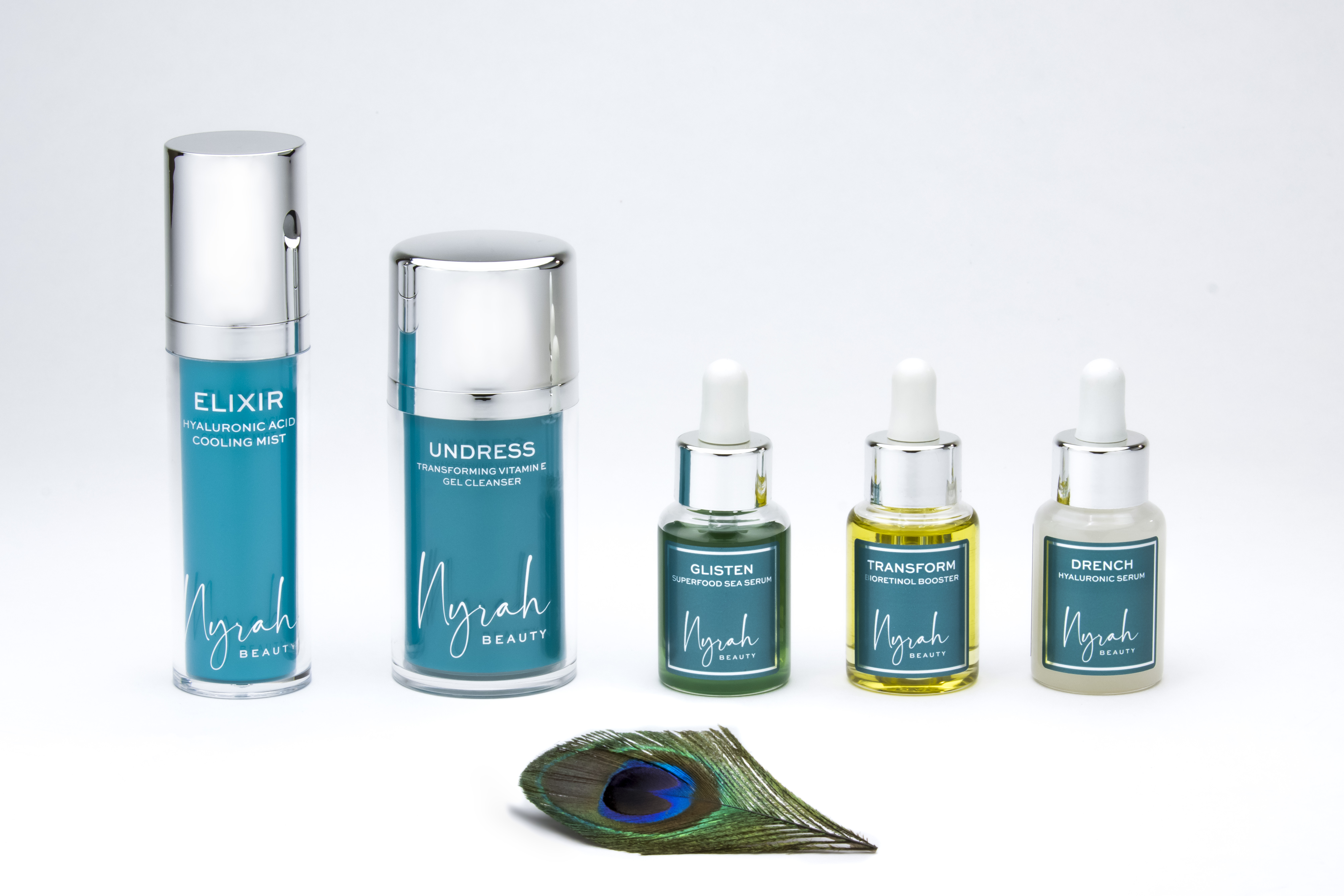 Nyrah Beauty – 'The light of beauty through the journey of life'