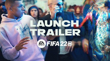EA SPORTS FIFA 22, FEATURING NEXT-GEN HYPERMOTION TECHNOLOGY, LAUNCHES WORLDWIDE TODAY